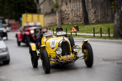 Bugatti T 35/57 Grand Prix Stock Photo