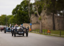 BugattiT 35A1925 Royalty Free Stock Images