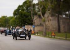 BugattiT 35A1925 Royalty Free Stock Images