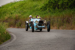 BUGATTI  T 51  1933 Stock Photography