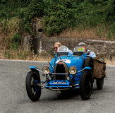 BUGATTI  T 37 Stock Photo