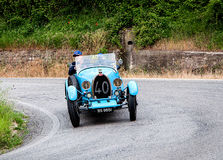 BUGATTI T 40 1928 Royalty Free Stock Images