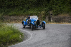 BUGATTI T 40 1927 Royalty Free Stock Images