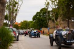 Bugatti T 37/35T Royalty-vrije Stock Foto's