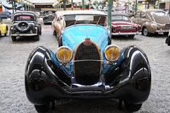 Bugatti Royalty Free Stock Photography