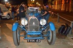 Bugatti typ na 1000 milach ras, zdjęcie royalty free