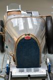 Bugatti Type 51 premier racing car from 1931 stands in National technical museum. PRAGUE, CZECH REPUBLIC - NOVEMBER 10: Bugatti Type 51 premier racing car from Royalty Free Stock Photography