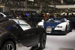 bugatti uroczysty sporta veyron Fotografia Royalty Free