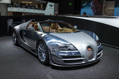"Bugatti Veyron 16.4盛大体育Vitesse ""吉恩Bugatti"" 库存图片"