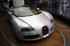 Bugatti Veyron Stockbilder