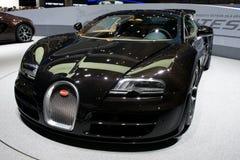 Bugatti Veyron 2014 Stock Image