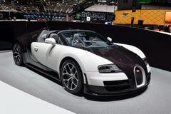 Bugatti Veyron fotos de archivo