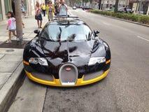 Bugatti Veyron imagen de archivo libre de regalías