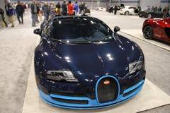 Bugatti Veyron 2016 Stock Foto