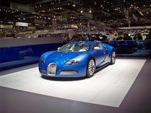 Bugatti Veyron Royalty-vrije Stock Fotografie