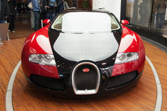 Bugatti Veyron Royalty Free Stock Images