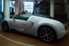 Bugatti Veyron EB 16.4 Royalty Free Stock Photos