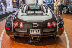 Bugatti Veyron EB 16.4 Royalty Free Stock Photo