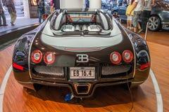 Bugatti Veyron EB 16.4 Royalty Free Stock Photo
