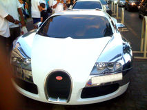 Bugatti Veyron Royalty Free Stock Photography