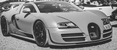 Bugatti Veyron Gand sport Vitesse obrazy royalty free