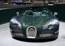 Bugatti Veyron Grand Sport Vitesse 2014 Stock Image
