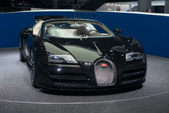 "Bugatti Veyron 16.4 Grand Sport Vitesse ""Jean Bugatti"" Stock Photo"