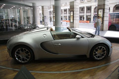 Bugatti Veyron Stock Photos