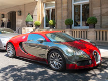 Bugatti Veyron Royalty Free Stock Photos