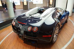 Bugatti Veyron 16.4 Royalty Free Stock Photo
