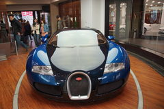 Bugatti Veyron 16.4 Stock Photos