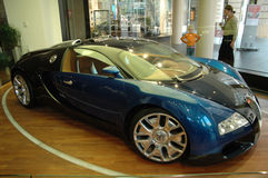 Bugatti Veyron Royalty Free Stock Photo
