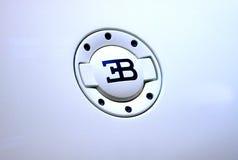 Bugatti Veyron sport car Royalty Free Stock Photo