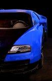 Bugatti Veyron sport car Royalty Free Stock Photography