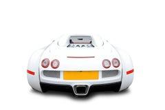Bugatti Veyron sportbil Royaltyfria Foton
