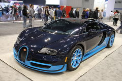 Bugatti Veyron 2016 Royalty Free Stock Photos
