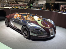 Bugatti Veyron Vitesse imágenes de archivo libres de regalías