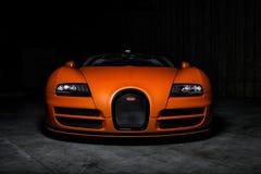 Bugatti Veyron Vitesse 图库摄影