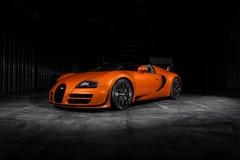 Bugatti Veyron Vitesse 免版税库存照片