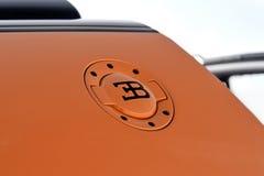 Bugatti Veyron Vitesse Fotografia Stock Libera da Diritti