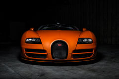 Bugatti Veyron Vitesse Stock Photography