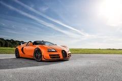 Bugatti Veyron Vitesse Royalty Free Stock Image