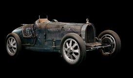 Bugatti Vintage race car Stock Photography