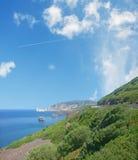 Buggerru coastline Stock Image