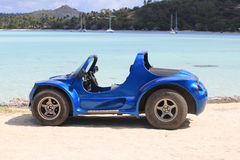 Buggy on Beach Stock Photos