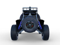 Buggy car. 3D CG rendering of buggy car Royalty Free Stock Images