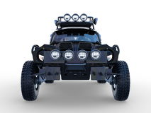 Buggy car. 3D CG rendering of buggy car Stock Image