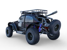 Buggy car. 3D CG rendering of buggy car Stock Photography
