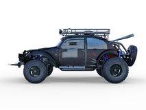 Buggy car. 3D CG rendering of buggy car Royalty Free Stock Photography