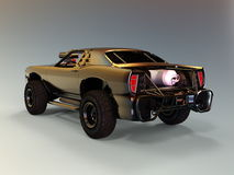 Buggy car Stock Photos